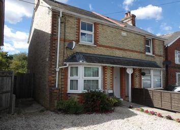 Thumbnail 2 bed semi-detached house to rent in Pattenden Lane, Tonbridge