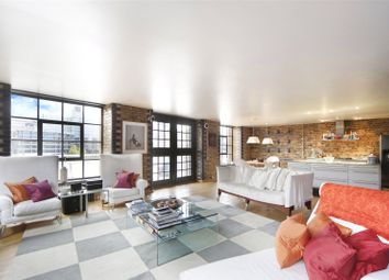 Thumbnail 2 bed flat for sale in Clink Wharf, Clink Street, London