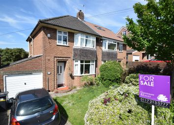 Thumbnail 3 bedroom semi-detached house for sale in Priory Court Road, Westbury-On-Trym, Bristol