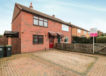 Thumbnail 2 bed semi-detached house for sale in Palmers Grove, Nazeing, Waltham Abbey