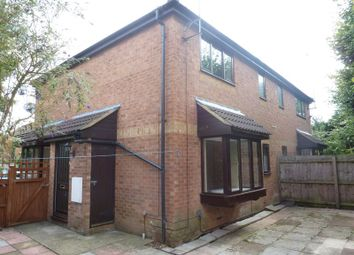 Thumbnail 1 bed property to rent in Hilldene Close, Flitwick, Bedford