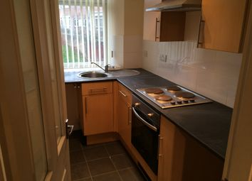 Thumbnail 1 bed flat to rent in Pelham Street, Mansfield