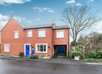 Thumbnail 4 bed semi-detached house for sale in Watsons Lane, Evesham, Worcestershire