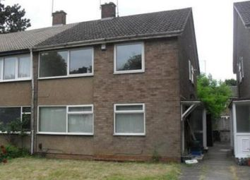 Thumbnail 2 bed flat to rent in Lomaine Drive, Cotteridge, Birmingham