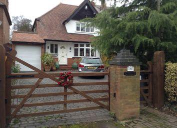 Thumbnail 3 bed detached house for sale in Coombes Lane, Longbridge, Birmingham