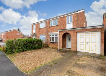 Thumbnail 3 bed semi-detached house for sale in Stirling Road, St. Ives, Cambs