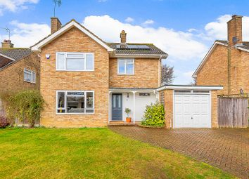 Thumbnail 3 bed detached house for sale in Heron Shaw, Cranleigh