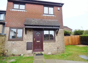 Thumbnail 1 bed terraced house to rent in Parthia Close, Tadworth