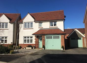 Thumbnail 4 bed detached house for sale in Kingdon Way, Holsworthy