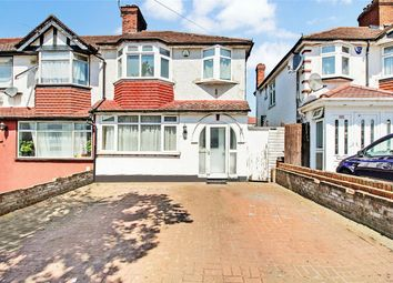 3 bed end terrace house for sale in Wadham Gardens, Greenford, Middlesex UB6