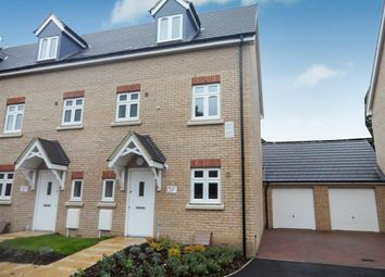 Thumbnail 4 bed semi-detached house to rent in Oakley Gardens, Luton