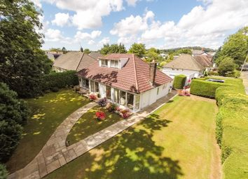 Thumbnail 4 bedroom detached bungalow for sale in Beulah Road, Rhiwbina, Cardiff