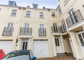 Thumbnail 2 bed terraced house to rent in Hauteville, St. Peter Port, Guernsey