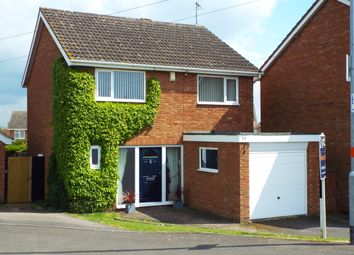 Thumbnail 4 bed detached house for sale in Woodlands Road, Irchester, Northamptonshire