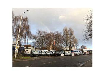 Thumbnail Land for sale in Car/Commercial Vehicle Sales, Turner Road, Worksop