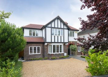 Thumbnail 5 bed detached house for sale in Devas Road, London