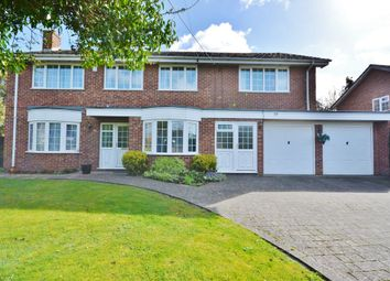 Thumbnail 5 bedroom detached house for sale in Foxhall Road, Didcot