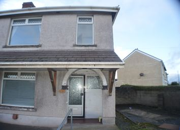3 bed semi-detached house for sale in Addison Road, Port Talbot SA12