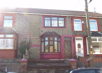 Thumbnail 2 bed terraced house for sale in Lanelay Terrace, Maesycoed, Pontypridd