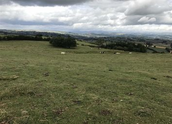 Thumbnail Farm for sale in Castle Caereinion, Welshpool