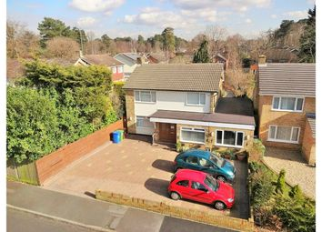 Thumbnail 4 bed detached house for sale in Fincham End Drive, Crowthorne