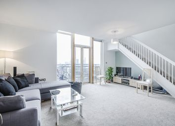 Thumbnail 1 bed flat to rent in Western Beach Apartments, Hanover Avenue, London