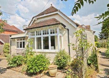 Thumbnail 2 bed bungalow for sale in Eastbank Road, Brockenhurst