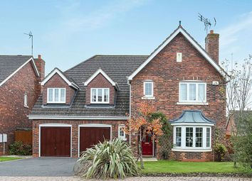 Thumbnail 5 bed detached house for sale in Sandringham Close, Coventry