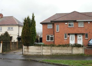 Thumbnail 2 bed semi-detached house to rent in Godson Crescent, Kidderminster