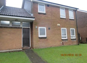 Thumbnail 1 bed terraced house to rent in Wrenbury Drive, Bolton