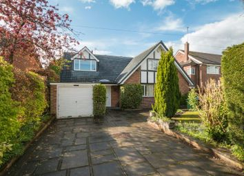 Thumbnail 5 bed detached house for sale in Gaddum Road, Bowdon, Altrincham