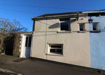 2 bed end terrace house for sale in Brynteg Cottage, Tylorstown, Ferndale CF43