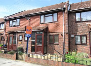 Thumbnail 3 bed terraced house for sale in Goldsmith Avenue, Southsea