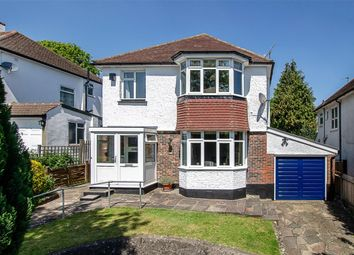 Thumbnail 3 bed detached house for sale in Woodmansterne Road, Coulsdon, Surrey