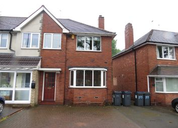 Thumbnail 3 bed end terrace house for sale in Thornbridge Avenue, Great Barr, Birmingham