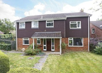 Thumbnail 4 bed detached house to rent in Pitch Pond Close, Knotty Green, Beaconsfield, Buckinghamshire