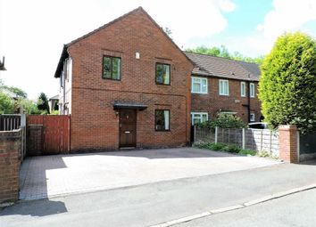 Thumbnail 3 bed semi-detached house for sale in Garswood Road, Manchester