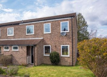 Thumbnail 3 bed end terrace house for sale in Campbell Close, Uckfield