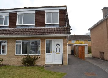 Thumbnail 3 bed semi-detached house to rent in Pine Close, Street
