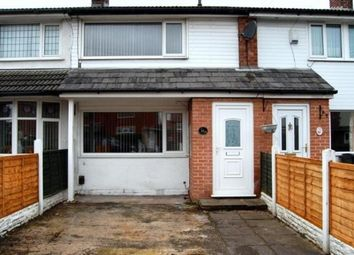 Thumbnail 2 bed terraced house to rent in Sandringham Road, Walton-Le-Dale, Preston