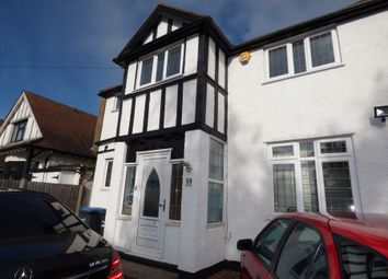 Thumbnail 4 bed flat to rent in Debohun Avenue, Southgate