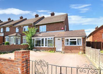 Thumbnail 3 bedroom end terrace house for sale in Joyce Green Lane, Dartford, Kent