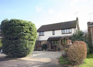 Thumbnail 4 bed detached house for sale in Cleycourt Road, Shrivenham Swindon, Wiltshire