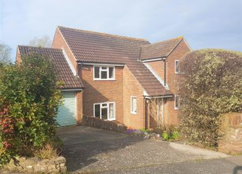Thumbnail 4 bed detached house for sale in Ambleside, Weymouth