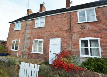 Thumbnail 2 bed terraced house for sale in Main Street, Hemington, Derby