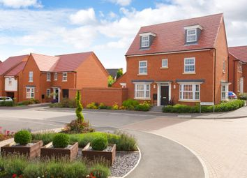 "Thumbnail 4 bed semi-detached house for sale in ""Hereford"" at Wellfield Way, Whitchurch"