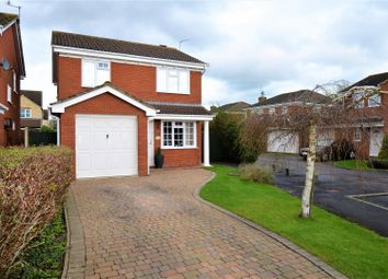 Thumbnail 3 bed detached house for sale in Merganser Drive, Bicester
