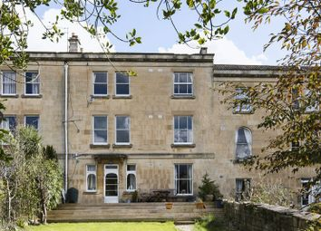 Thumbnail 2 bed flat to rent in Devonshire Buildings, Bath