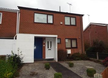 Thumbnail 3 bed semi-detached house for sale in Mappleton Drive, Mansfield, Nottinghamshire