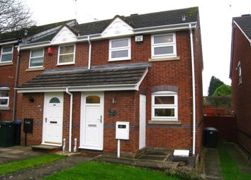 Thumbnail 2 bedroom semi-detached house for sale in Waveley Road, Coundon, Coventry